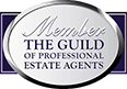 Member of The Guild of Professional Estate Agents